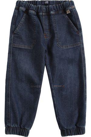 IL GUFO Boys Stretch - Stretch Cotton Jeans