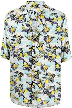 Sulvam Aloha short-sleeve shirt