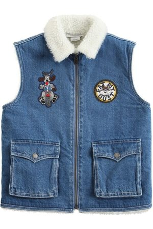 Stella McCartney Cotton Vest W/ Patches