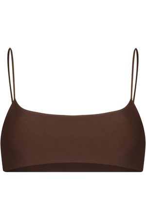 Jade Swim Muse scoop bikini top