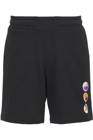 McQ Breath Paint Cotton Sweatpants