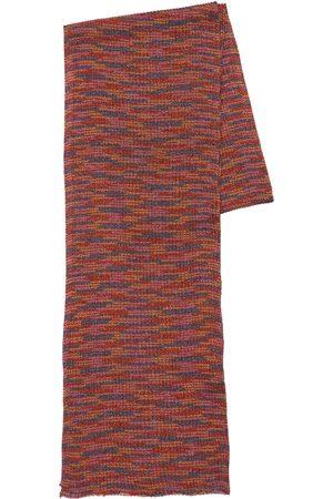 Missoni Knit Striped Viscose Blend Scarf