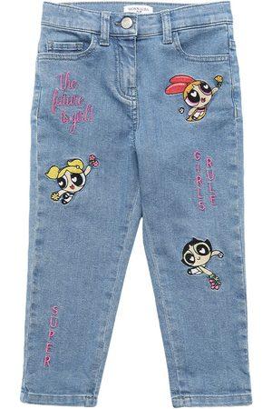 MONNALISA Powerpuff Girls Stretch Jeans