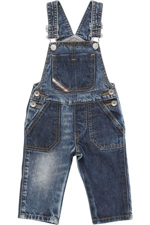 Diesel Washed Cotton Overalls