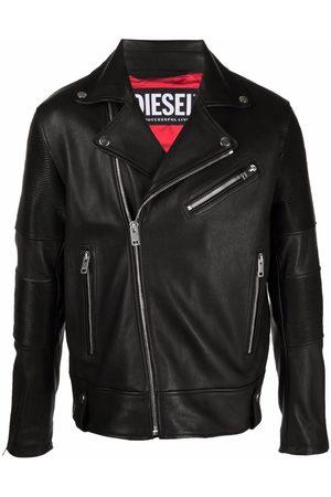 Diesel Zip pocket biker jacket