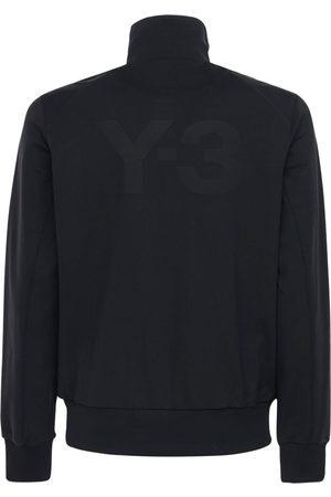 Y-3 Logo Print Tech Track Jacket