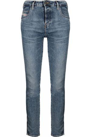 Diesel Babhila slim-cut jeans