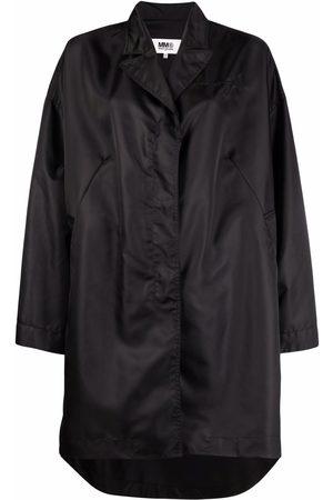 MM6 MAISON MARGIELA High-low raincoat