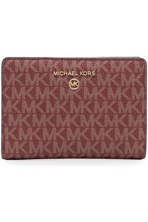Michael Kors Wallets - Repeat logo-print wallet