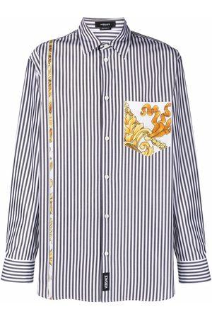 VERSACE Medusa Renaissance accent shirt