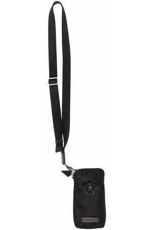 VERSACE Men Phones Cases - Medusa Head phone pouch