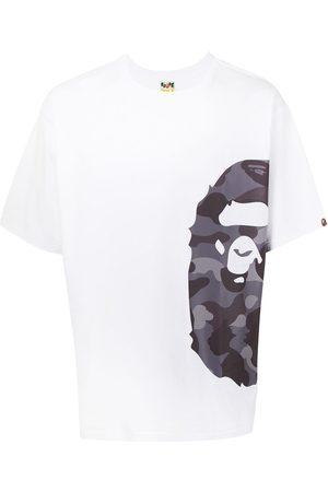 A Bathing Ape Graphic-print short-sleeved T-shirt