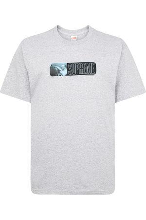 "Supreme T-shirts - Miles Davis T-shirt ""SS 21"" - Grey"