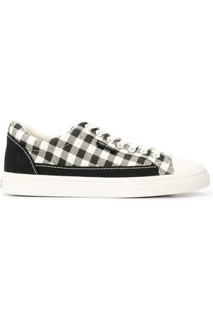 Tory Burch Women Sports Shoes - Classic Court gingham sneakers