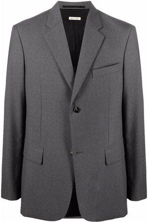 Marni Single-breasted wool blazer - Grey
