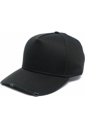 Dsquared2 Logo-embroidered six-panel cap