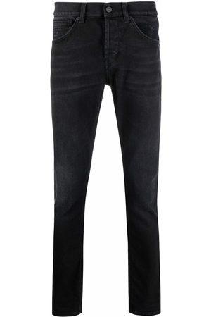 Dondup Dark-wash slim-fit jeans