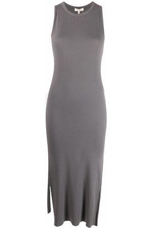 RAG&BONE Side-slit tank dress - Grey