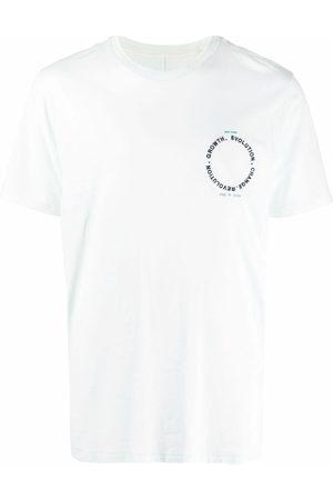 RAG&BONE Men T-shirts - Logo-print cotton T-shirt