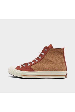 Converse Summer Daze Chuck 70 High Top Casual Shoes in / Bark Size 8.0 Canvas
