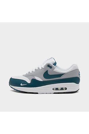Nike Men's Air Max 1 LV8 Casual Shoes in /Grey/ / Size 10.5 Leather