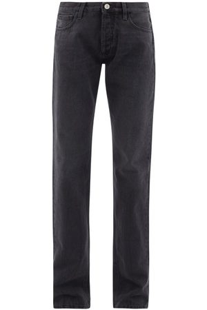 The Attico Mid-rise Bootcut Jeans - Womens