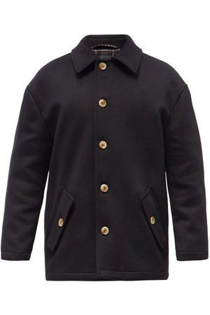 Marni Oversized Wool Jacket - Mens