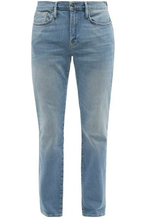 Frame L'homme Skinny-leg Jeans - Mens - Light