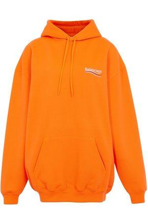 Balenciaga Women Hoodies - Logo hoodie