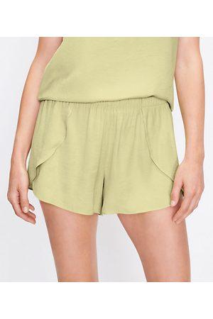 LOFT Silky Pajama Shorts