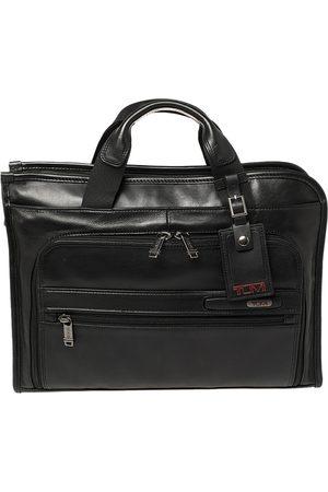 Tumi Leather Gen 4.2 Slim Deluxe Portfolio Bag