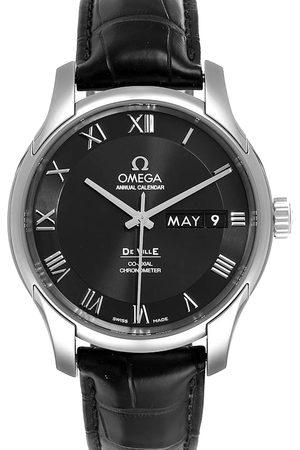 Omega Stainless Steel DeVille 431.13.41.22.01.001 Men's Wristwatch 41 MM