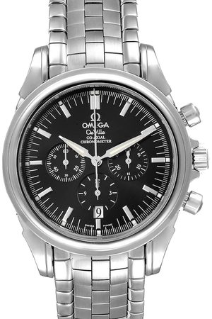 Omega Men Watches - Stainless Steel DeVille Co-Axial Chronograph 4541.50.00 Men's Wristwatch 41 MM