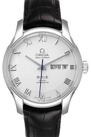 Omega Stainless Steel DeVille 431.13.41.22.02.001 Men's Wristwatch 41 MM