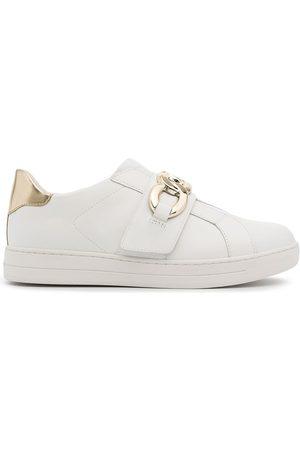 Michael Kors Women Sneakers - Kenna low-top leather sneakers