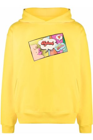 Styland Pop art print hoodie