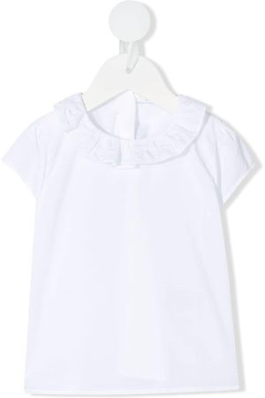 KNOT Baby Blouses - Alicia ruffled blouse