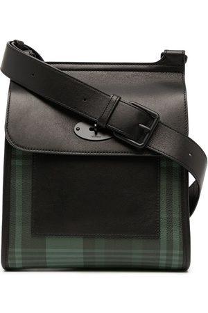 MULBERRY Women Shoulder Bags - Antony tartan-checked shoulder bag