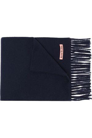 Acne Studios Skinny wool scarf