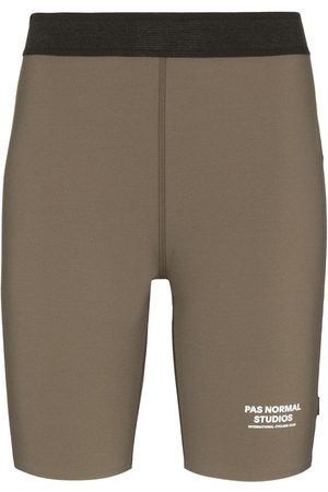 Pas Normal Studios Women Sports Leggings - Balance thigh-length leggings