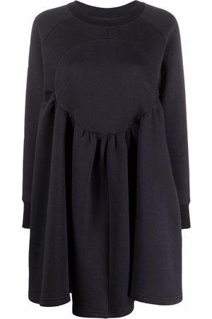Atu Body Couture Ruffled-detail flared dress
