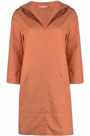 12 STOREEZ Organic cotton mini dress