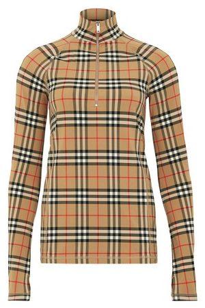 Burberry Women Long Sleeve - Long sleeve t-shirt