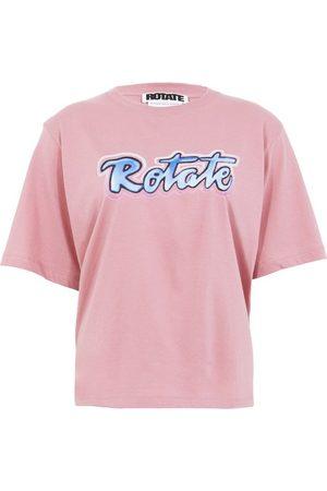 Rotate Birger Christensen Women Short Sleeve - Asvera T-shirt