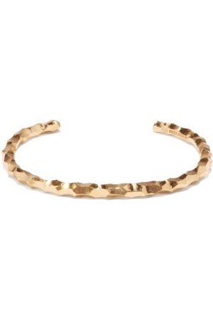 ALL BLUES Hungry Snake 18kt -vermeil Bracelet - Womens