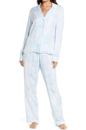 Rails Women Nightdresses & Shirts - Women's Clara Cloud Print Pajamas