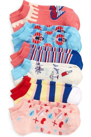 Tucker + Tate Toddler Girl's Kids' 6-Pack Low Cut Socks