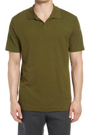 NN07 Men Polo Shirts - Men's Paul 3463 Pique Johnny Collar Polo
