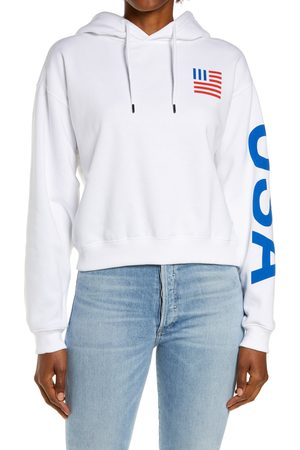 The North Face Women's Ic Logo Graphic Hoodie