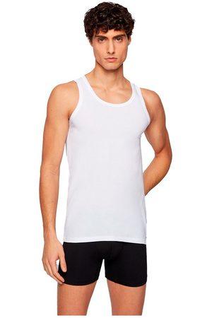 HUGO BOSS Men Tank Tops - Tank Top T-shirt 2 Units XL